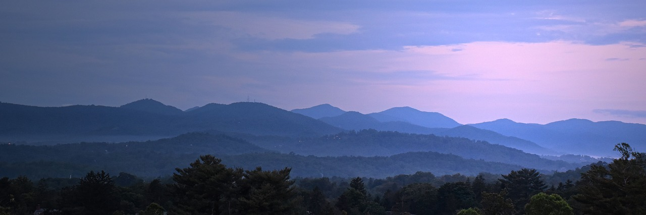 East Tennessee Mountains